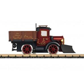 Lgb 24681 - Schienen-LKW Weihnachten