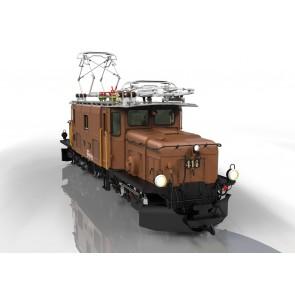 Lgb 26600 - E-Lok Ge 66 I 414 RhB