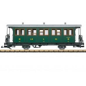 Lgb 30341 - Personenwagen RhB
