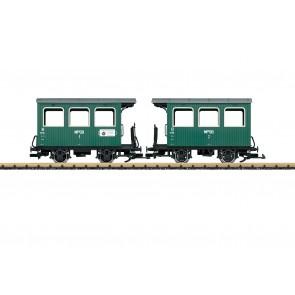 Lgb 30402 - Personenwagen MPSB