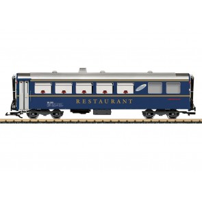 Lgb 31681 - Speisewagen WR 3815 RhB