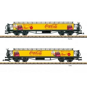 Lgb 32356 - Coca Cola Aussichtswagen