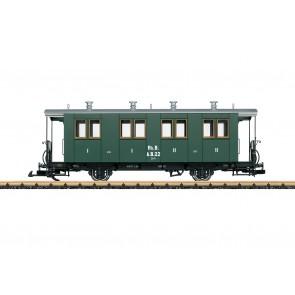 Lgb 33401 - Personenwagen 1.2.Kl.RhB