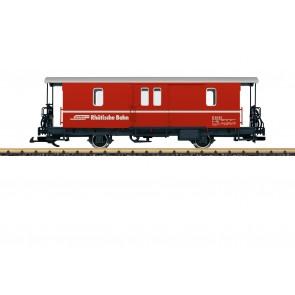 Lgb 34554 - Gepäckwagen RhB D2
