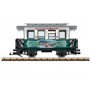 Lgb 36018 - Weihnachtswagen 2018