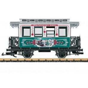 Lgb 36021 - Weihnachtswagen 2021