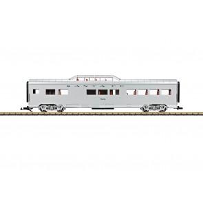 Lgb 36567 - Santa Fe Dome Car