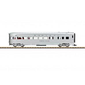 Lgb 36568 - Santa Fe Obersvation Car