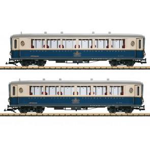 Lgb 36658 - Wagen-Set Pullmann Express