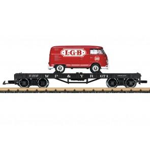 Lgb 40597 - Flachwagen WPY RR
