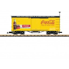 Lgb 40672 - Coca Cola ged.Güterwagen