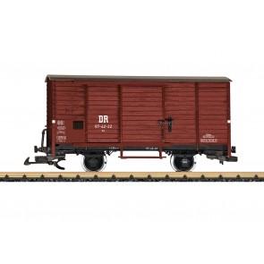 Lgb 42270 - Ged.Güterwagen RüBB