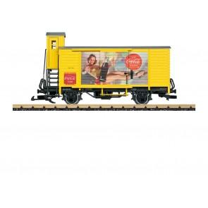 Lgb 43359 - Kühlwagen Coca Cola DB