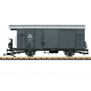 Lgb 43814 - Ged. Güterwagen RhB