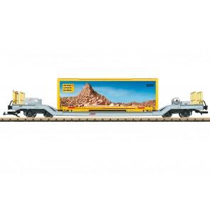 Lgb 45925 - Containerwagen RhB