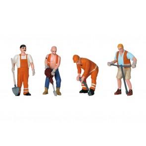 Lgb 53003 - Figurenset Arbeiter