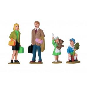 Lgb 53004 - Figurenset Familie