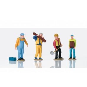 Lgb 53005 - Figurenset Arbeiter