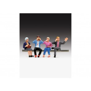 Lgb 53008 - Figurenset Speisewagenfiguren