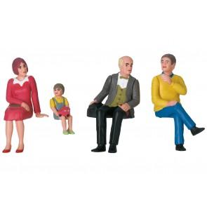 Lgb 53011 - Figurenset Nostalgie sitzend