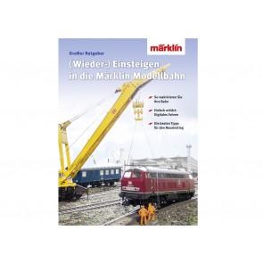 Marklin 03070 - Buch WiedereinsteigenUmsteig