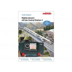 Marklin 03083 - Buch Märklin Digital Teil 3 D