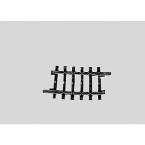 Marklin 2224 - Gleis geb. r360 mm,7 Gr.30'