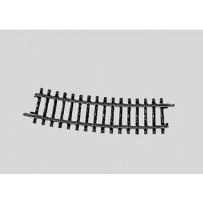 Marklin 2233 - Gleis geb.r424,6 mm,15 Gr.