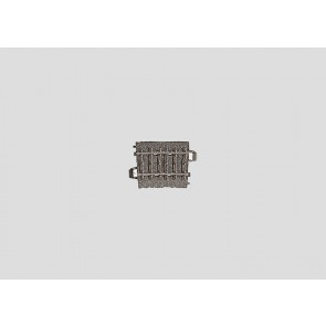 Marklin 24206 - Gleis geb.r437,5 mm,5,7 Gr.
