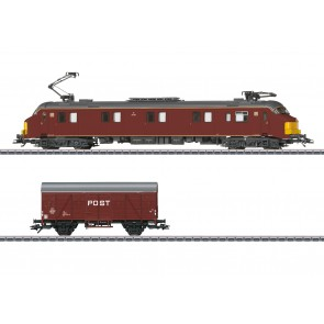 Marklin 26613 - Lok Serie mp 3000 m.Güterwage