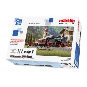Marklin 29074 - Digital-Startpackung m.BR 74
