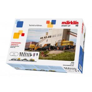 Marklin 29183 - Startpackung Baustelle