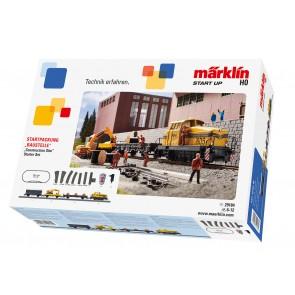 Marklin 29184 - Startpackung Baustelle
