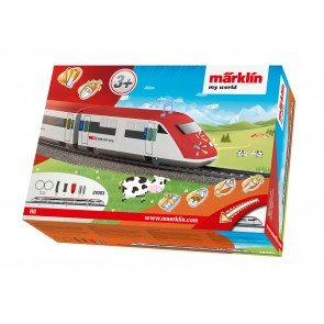 Marklin 29303 - Startpackung ICN Batterie