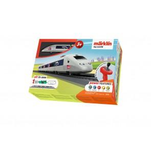 Marklin 29306 - Startpackung TGV Simplex