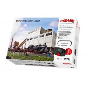 Marklin 29721 - Digital-Startpackung Güterver