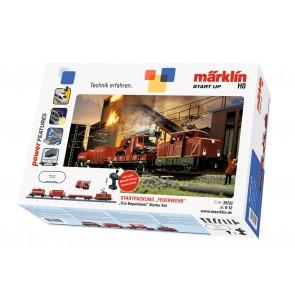Marklin 29722 - Startpackung Feuerwehr PCS