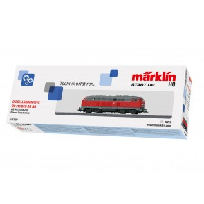 Marklin 36218 - Diesellok BR 218 DB AG