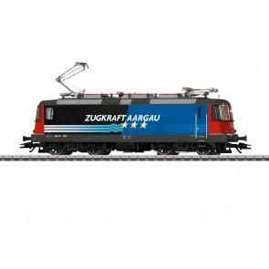 Marklin 37306 - E-Lok Re 44 II Zugkr.Aargau