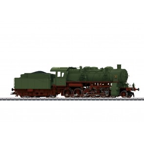 Marklin 37586 - Güterzug-Dampflok R.G12 K.W.S