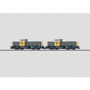 Marklin 37620 - 2 Delige NS6400 loc set
