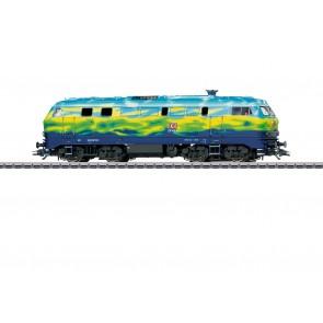 Marklin 39218 - Diesellok BR 218 416 Touristi