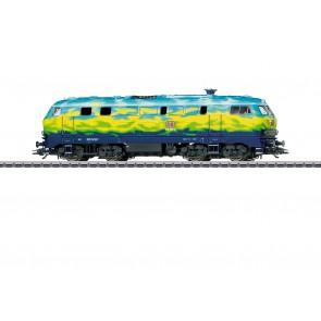 Marklin 39219 - Diesellok BR 218 418 Touristi