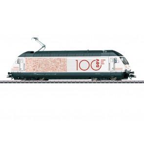 Marklin 39467 - E-Lok Re 460 100 Jahre SEV SB