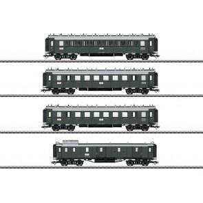 Marklin 41354 - Schnellzugwagen-Set Pfalz