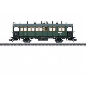 Marklin 42071 - Lokalbahnwagen BCL K.Bay.Sts.