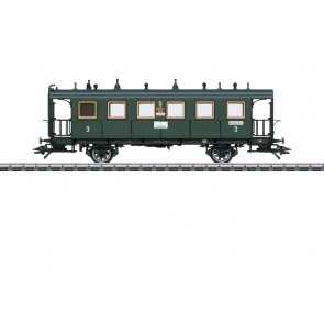 Marklin 42081 - Lokalbahnwagen CL K.Bay.Sts.B