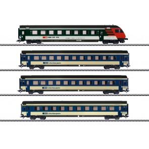 Marklin 42175 - Personenwagen-Set BLS