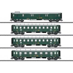 Marklin 42388 - Oldtimer-Personenwagen-Set SB
