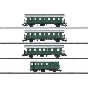 Marklin 43146 - Wagen-Set zur BR 74 m.Steuerw